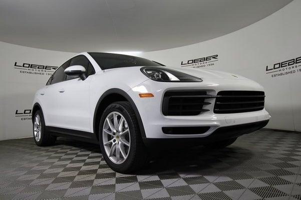 2020 Porsche Cayenne Coupe Coupe Awd In Lincolnwood Il Chicago Porsche Cayenne Coupe Loeber Motors Porsche